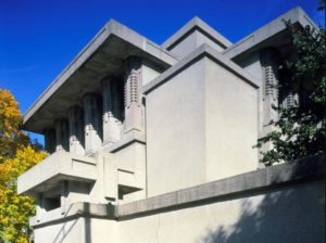 Frank Llyod Wright, Unity Temple, Chicago, Illinois