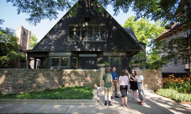 Der Illinois Frank Lloyd Wright Trail – auf den Spuren des berühmten amerikanischen Architekten