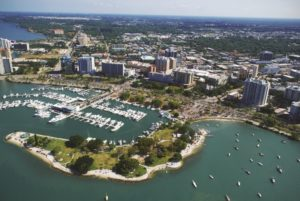 Downtown Sarasota Marina
