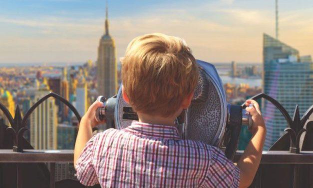 New York mit Kindern