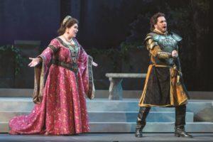 Sarasota Opera-The Battle Of Lagnano--Photo by Rod Millington