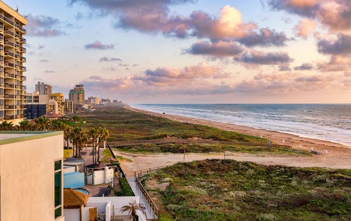 Wellen Reiten im Wilden Westen – Texas' Golfküste