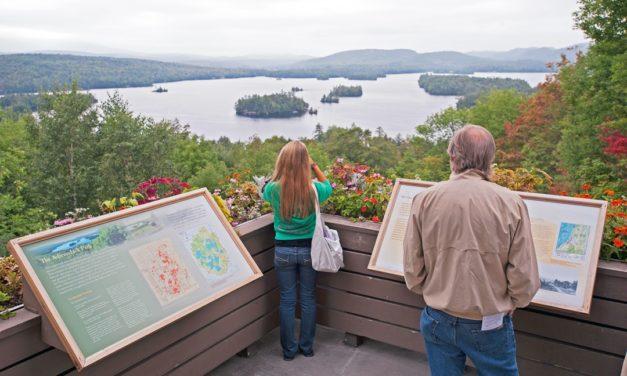 Hohe Berge und weite Seen: Naturnahe Ferien in der Adirondack Region