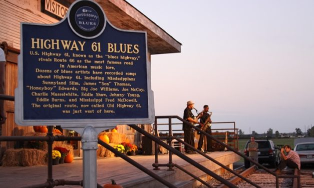 Delta Blues & Südstaaten-Villen – Mississippi