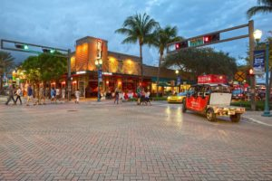 Downtown, Atlantic Avenue, Delray Beach, The Palm Beaches, Florida