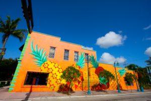Pineapple Grove, Delray Beach, The Palm Beaches, Florida