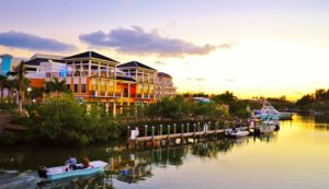 Harbourside Place in Jupiter, Florida