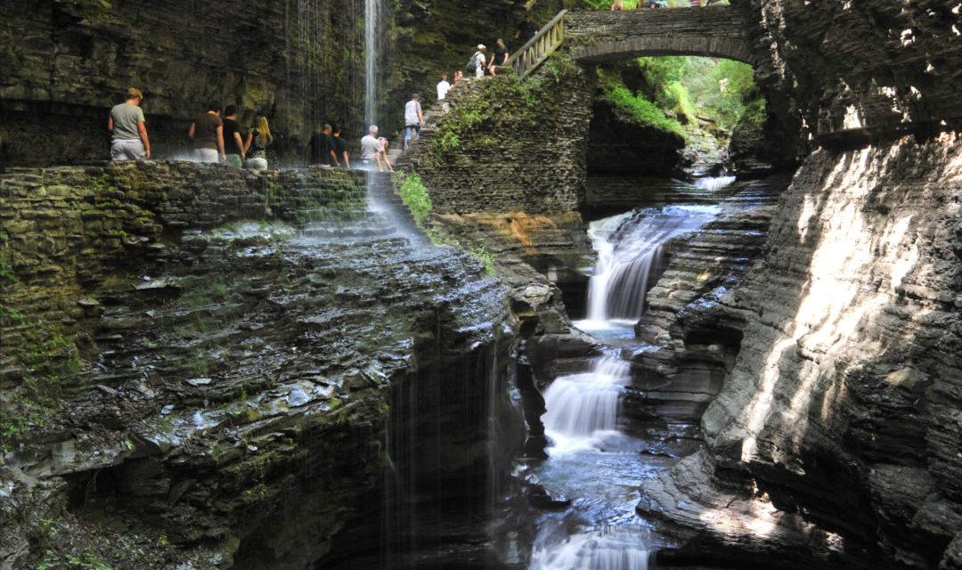 Die Wunder New Yorks: Watkins Glen State Park