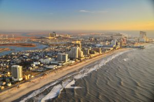 Aerial views of Atlantic City, New Jersey Photographs © 2012 Bob Krist