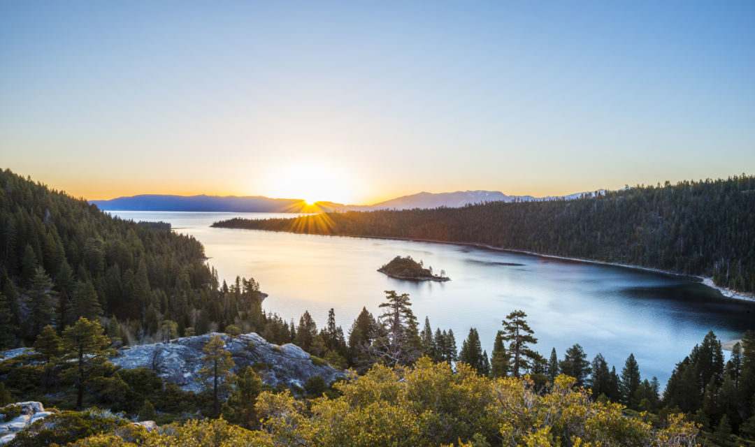 Lake Tahoe Highlights – Top 4