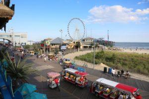 Atlantic City, New Jersey, Ferris Wheel - photo credit: Meet AC