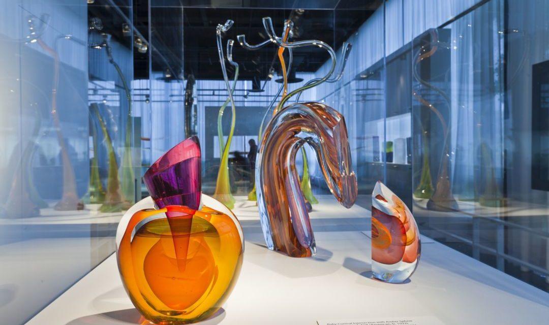 Eine Gläserne Welt in Upstate New York: Corning Museum of Glass