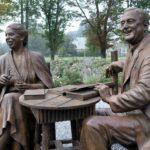 Das kulturelle Erbe des Ehepaares Roosevelt