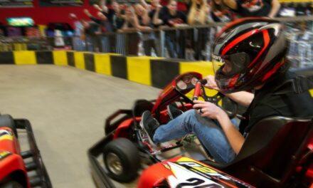 Pole Position Raceway – Indoor Kartbahn in Las Vegas