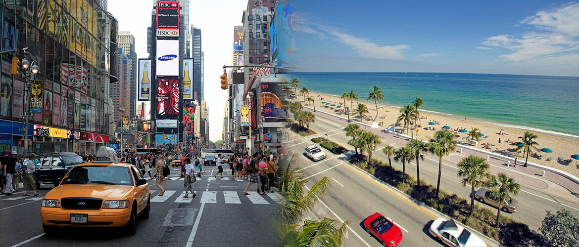 New York - Florida