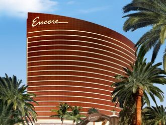 Encore at Wynn Las Vegas 1