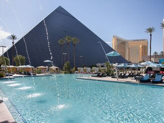 Luxor North Pool