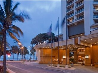 Hyatt Regency Waikiki Resort & Spa 2