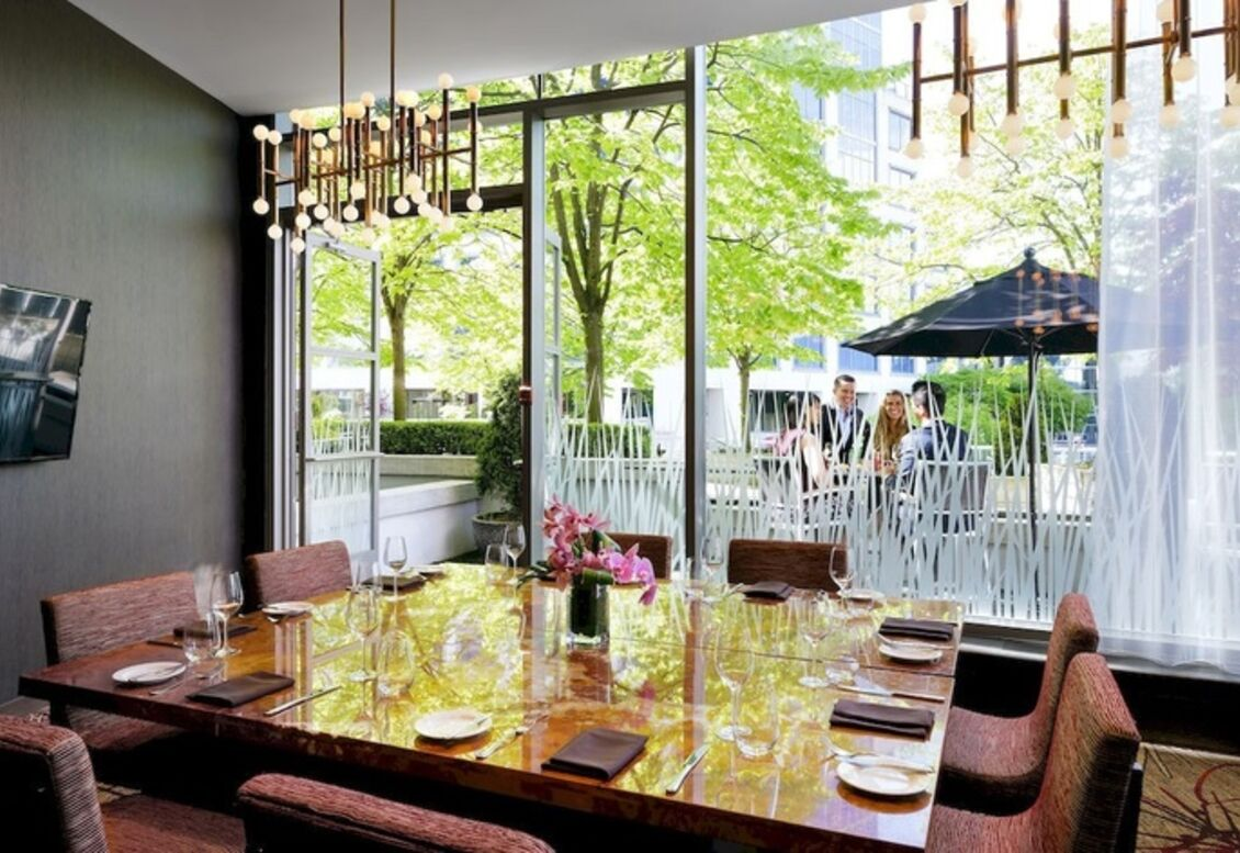 ARC Private Dining Raum