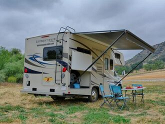 Motorhome C22 - Road Bear 2