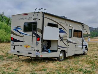Motorhome C23 - Road Bear 2