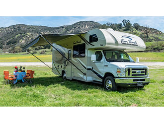 Motorhome C27 - Road Bear 1