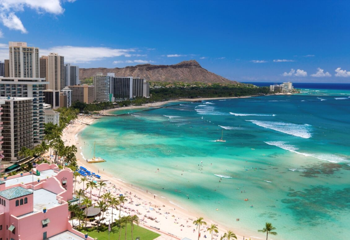 Kombireise New York und Hawaii Verlängerung 21   Fairflight