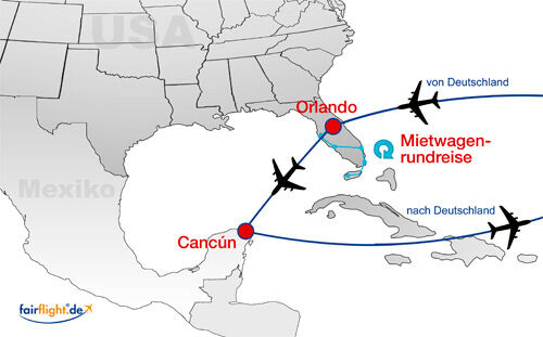 Florida tage rundreise bus 10 Rundreisen Florida: