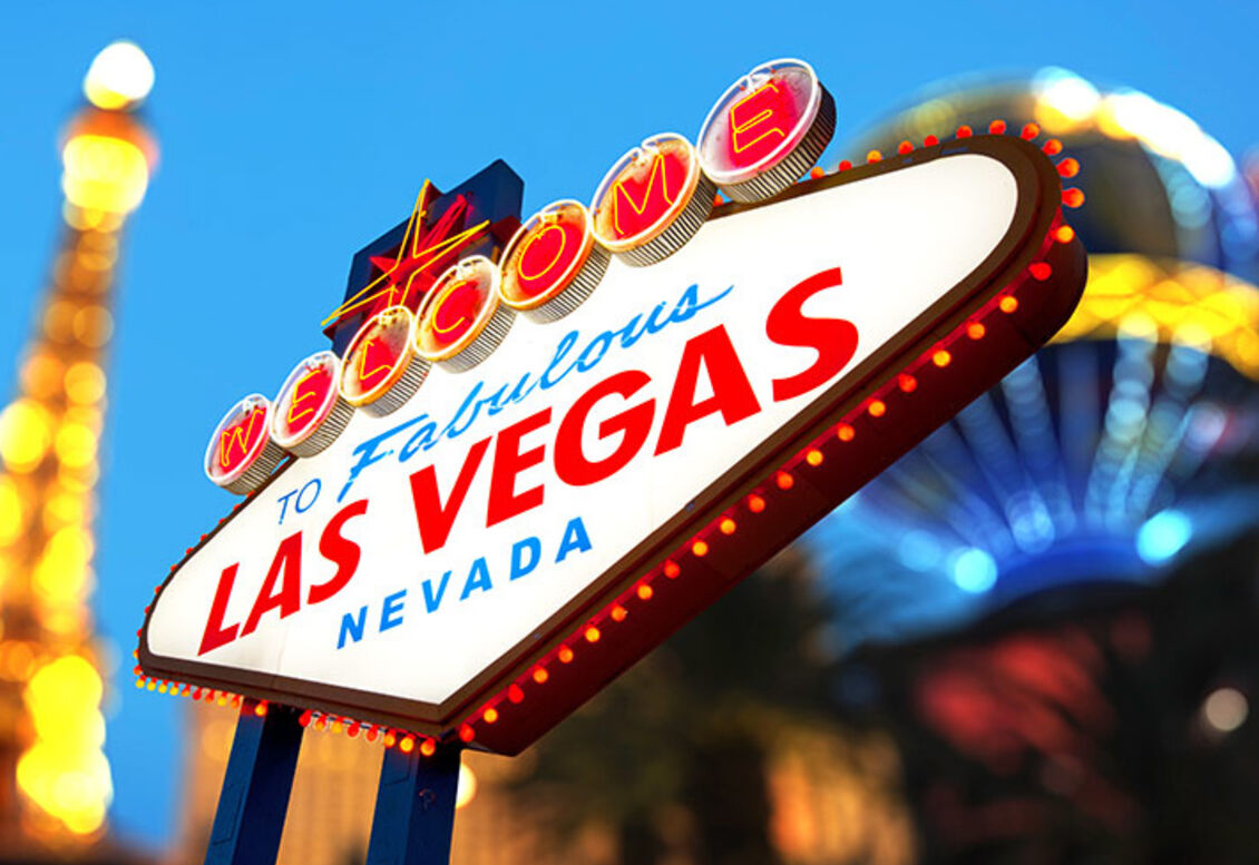 new york las vegas reise
