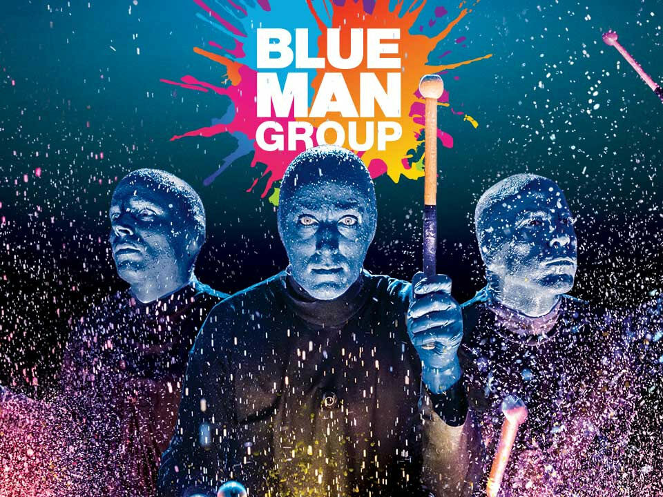 Musical Blue Man Group